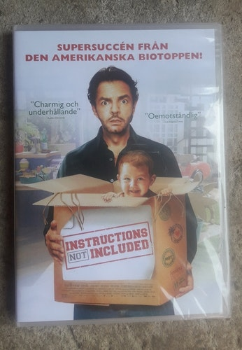 DVD  INSTRUCTIONS NOT INCLUDED  ( NY )