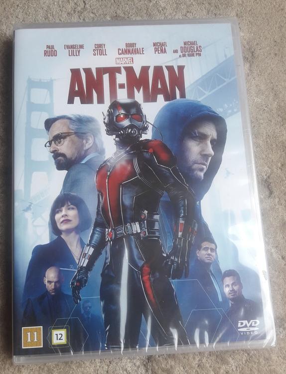DVD Ant-Man   ( NY )