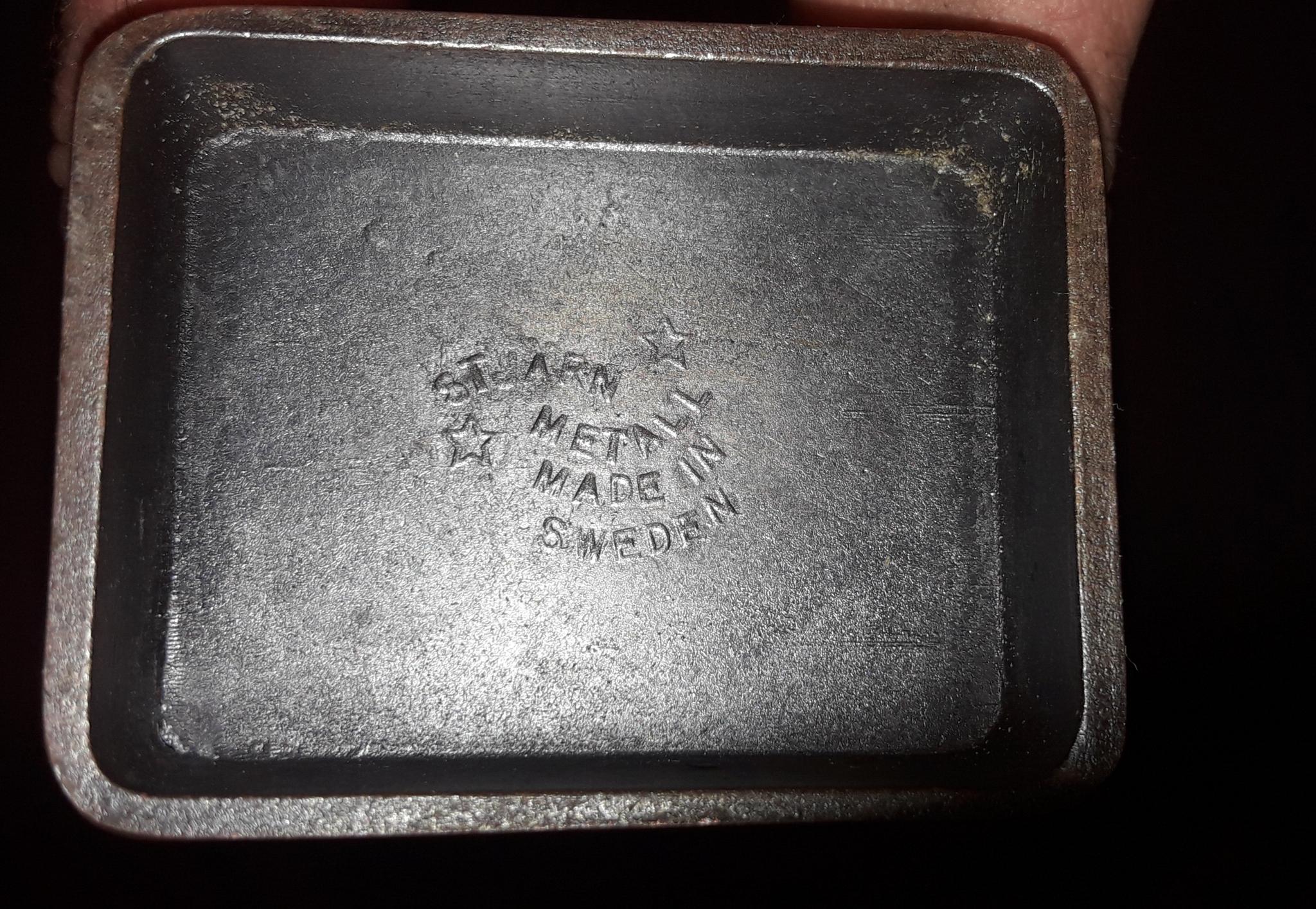 SOLDAT I METAL 1949