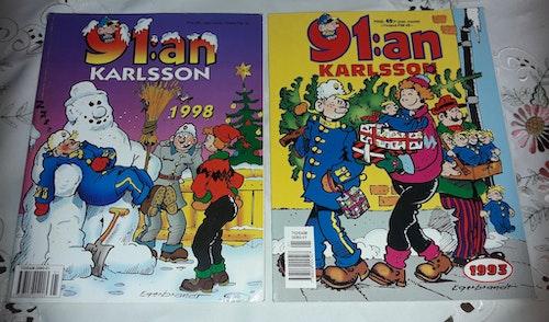 91an- KARLSSON  - 93 - 98
