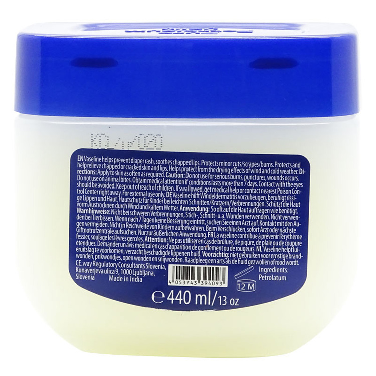 Vaseline Petroleum Gel 440ml