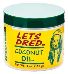 Let´s Dred Coconut Oil