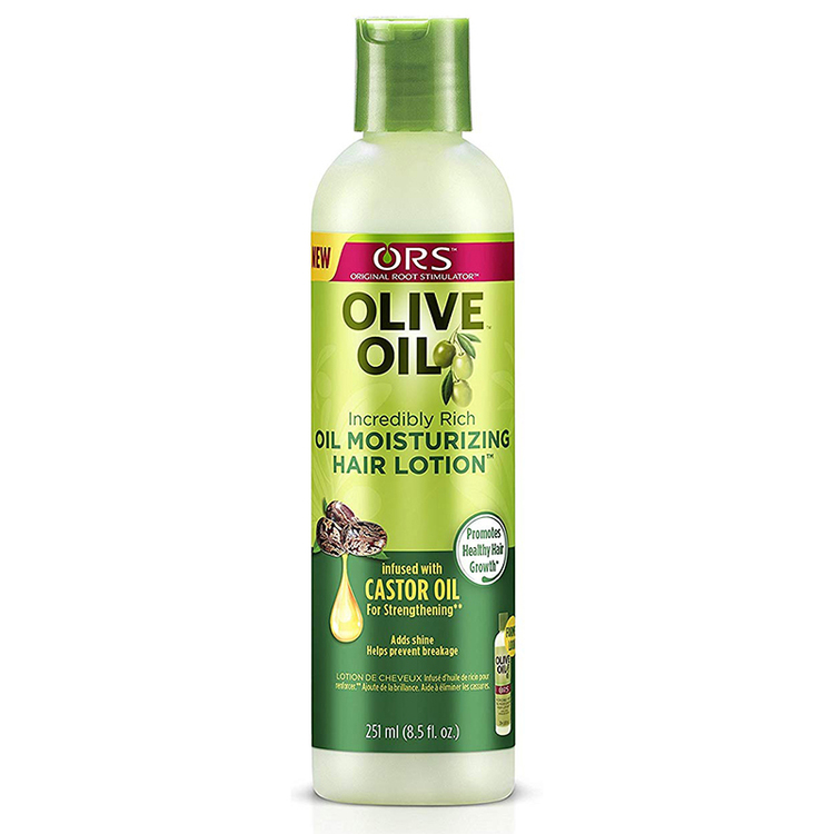 ORS Olive Oil Incredibly Rich Oil Moisturizing Hair Lotion 251ml