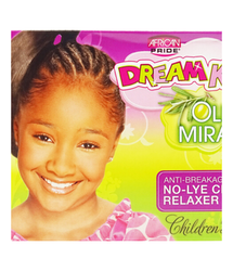 Kid's  Creme Relaxer System