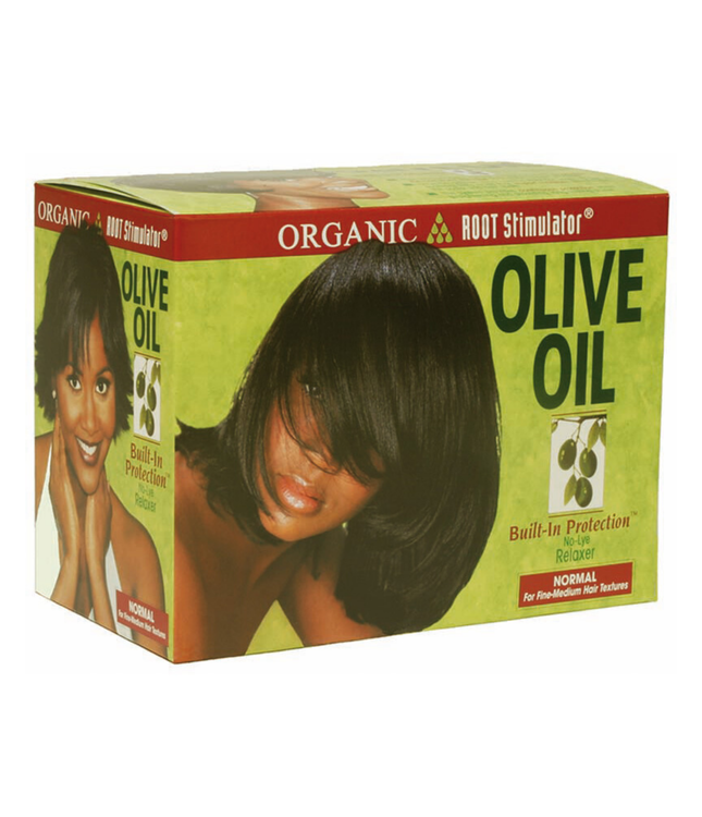 Olive oil No style Relaxer