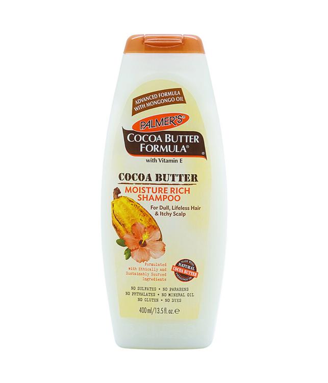 Palmers cocoa mortar formula med vitamin E fuktschampo 400 ml
