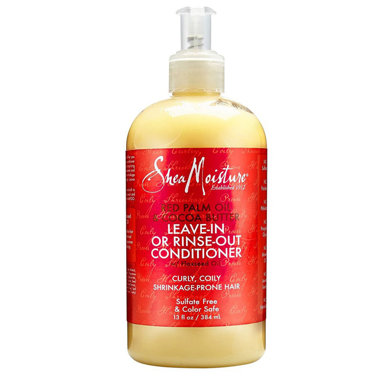 Red Palm Oil & Cocoa Butter Leave-In or Rinse-Out Conditioner 384ml