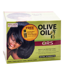 Organic Root Stimulator No Lye Relaxer, Extra Strength