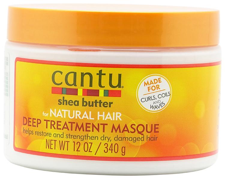 Cantu Shea Butter for Natural Hair Deep Treatment Masque 340g