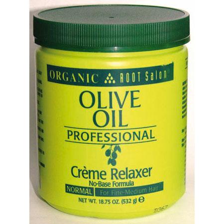 Organic Root Creme Relaxer, Regular
