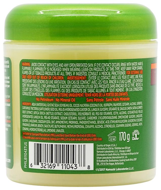 ORS Carrot Oil Creme 177ml
