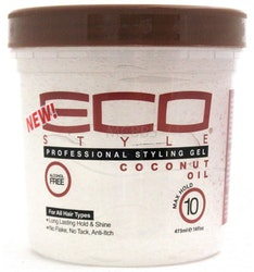 Ecostyler Coconut Oil Styling Gel 473ml