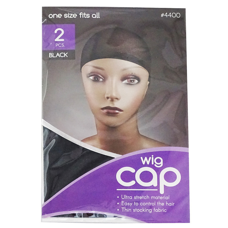 DeLux Wig Cap 2 Pieces