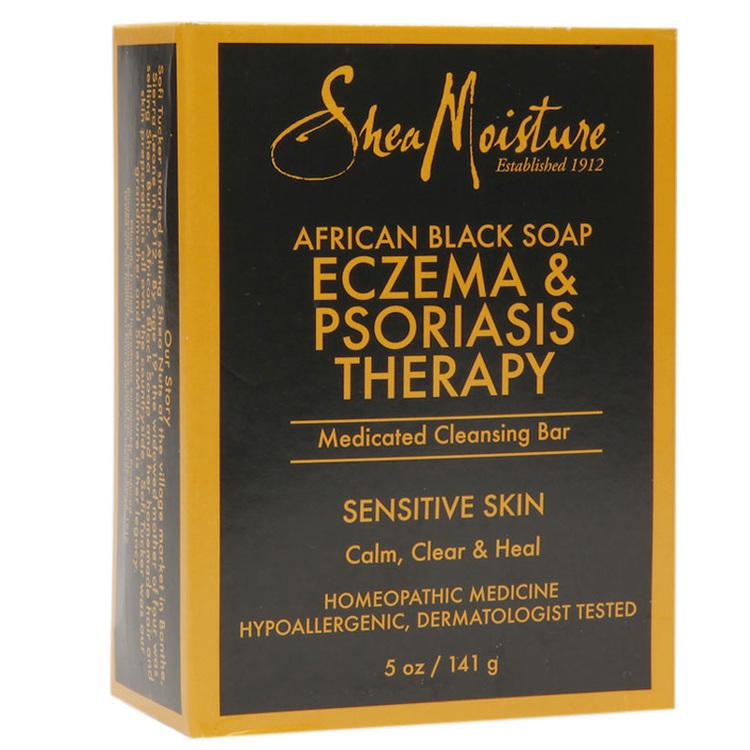 Shea Moisture  Therapy soap