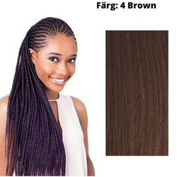 X-Pression Braid 165g 4-Brown