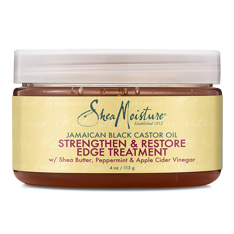 Shea Moisture Jamaican Black Castor Oil Strengthen,Restore Edge Treatment 113g