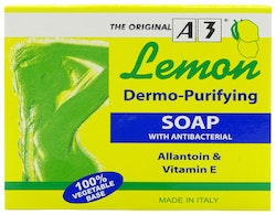 Lemon Dermo-Purifying Soap 100g