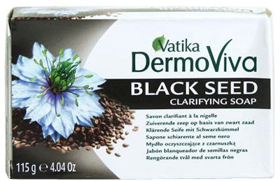 Vatika DermoViva Black Seed Soap 115g