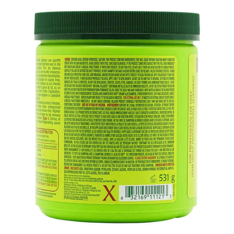ORS Olive Oil Professional Creme Relaxer, Super 531g