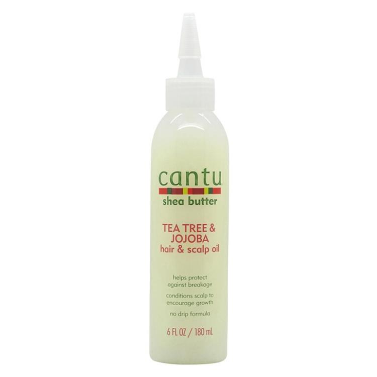 Cantu Tea Tree & Jojoba Oil