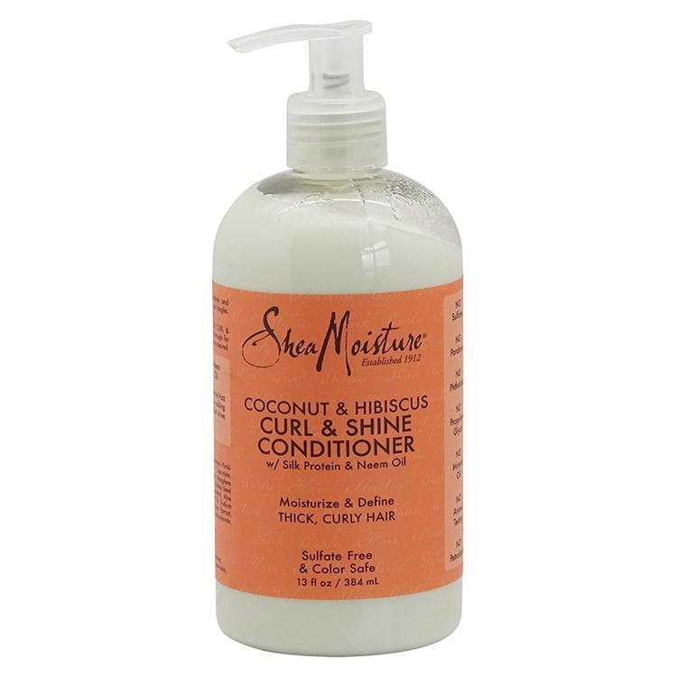 Shea Moisture Curl&Shine Conditioner 384ml