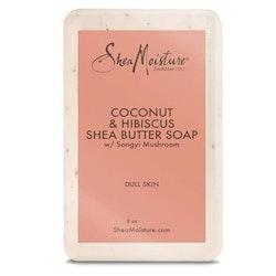 Shea Moisture Coconut & Hibiscus Shea Butter Soap 230g