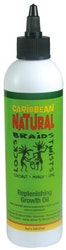 Caribbean Natural Replenshing Growth Oil 236ml