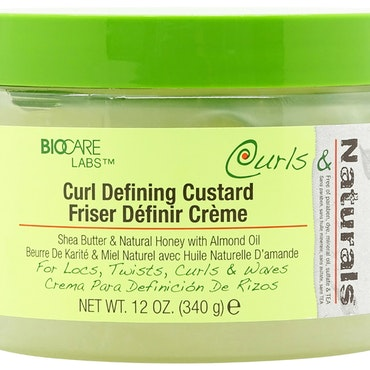 BioCare Sverige Curls & Naturals Curl Defining Custard 340g