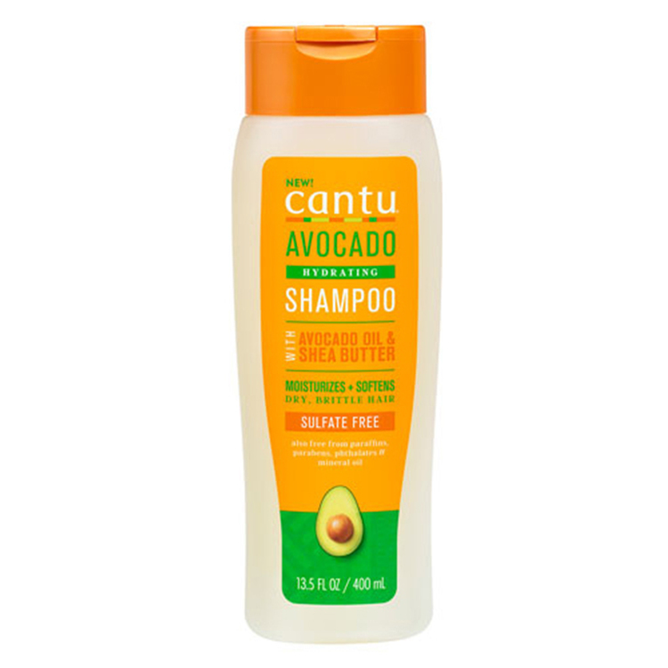 Cantu Flaxseed Smoothing Shampoo