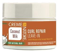 Creme of Nature Sverige Coconut Milk Curl Repair Leave-In 340ml