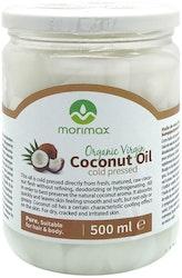 Morimax Organic Virgin Coconut Oil - cold pressed