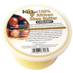 Kuza 100% African Shea Butter Creamy 443ml