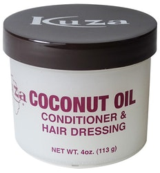 Kuza Coconut Oil Conditioner and Hair Dressing 118ml