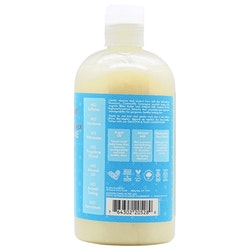 Shea Moisture Argan Oil & Almond Milk Smooth & Tame Shampoo 384m