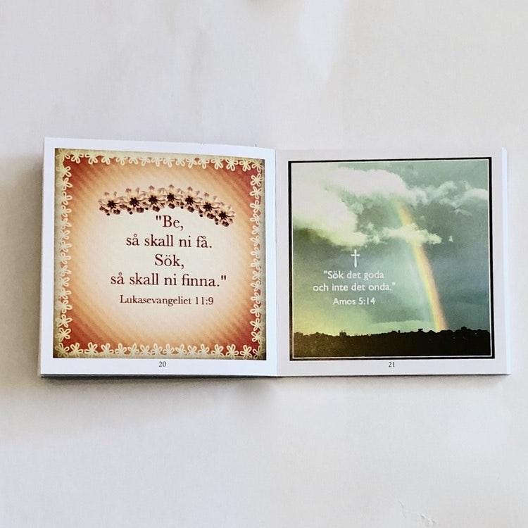 99 bilder med underbara bibelcitat - finns i God gärnings designbutik