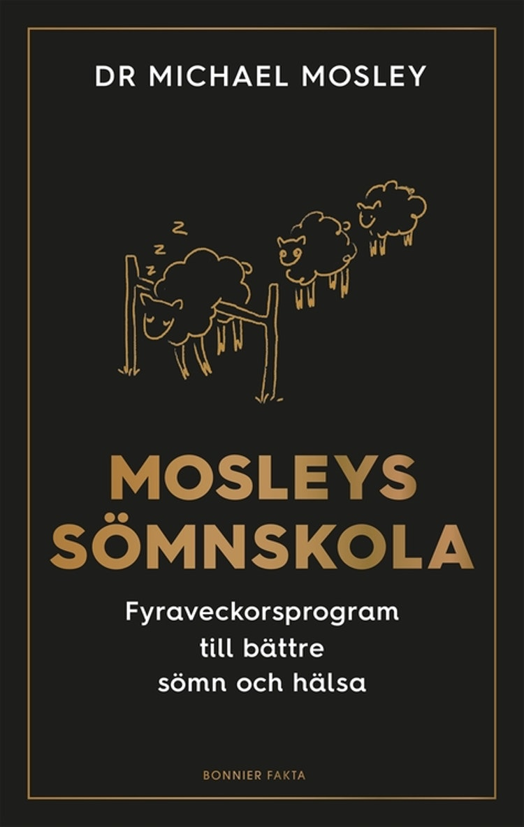 Mosleys sömnskola - finns i God gärnings designbuutik