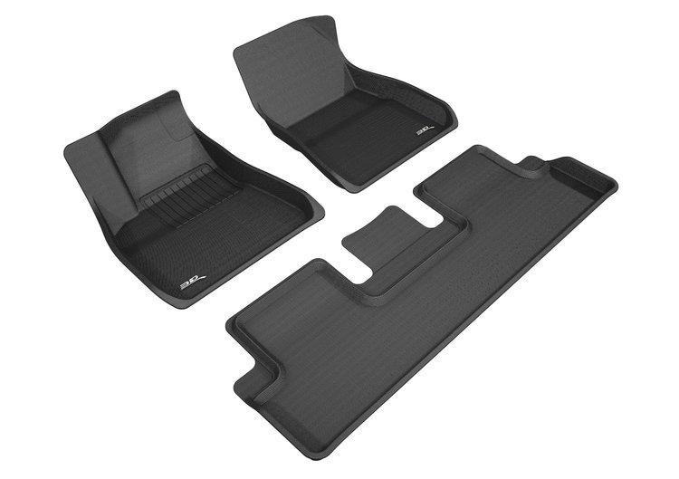 Mattor för Model 3 (3D MAXpider)