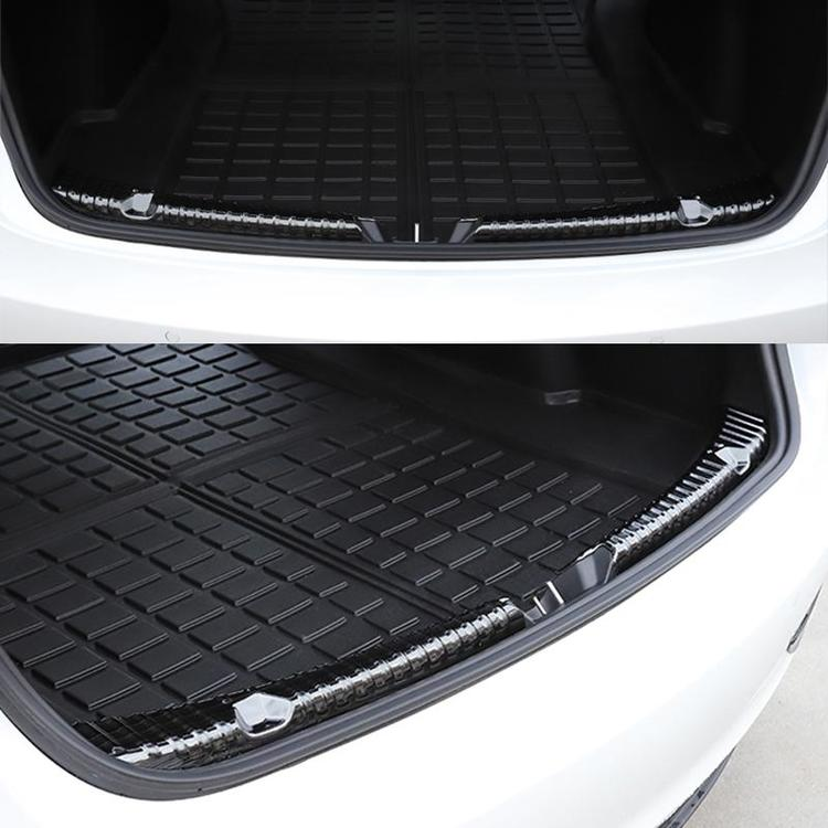Lastskydd bagage Model 3