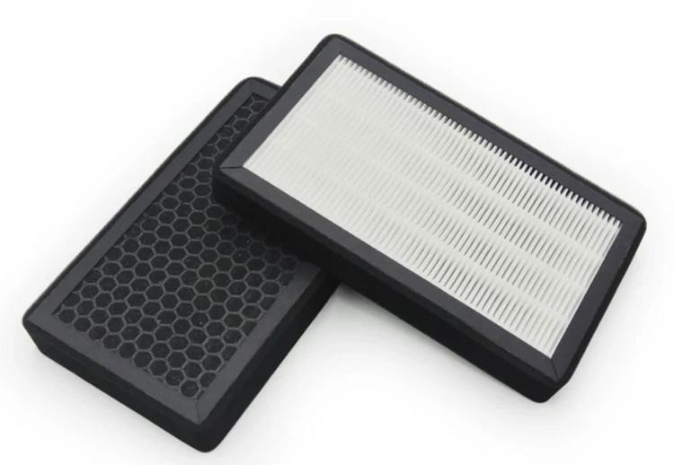 HEPA-filter (x2)