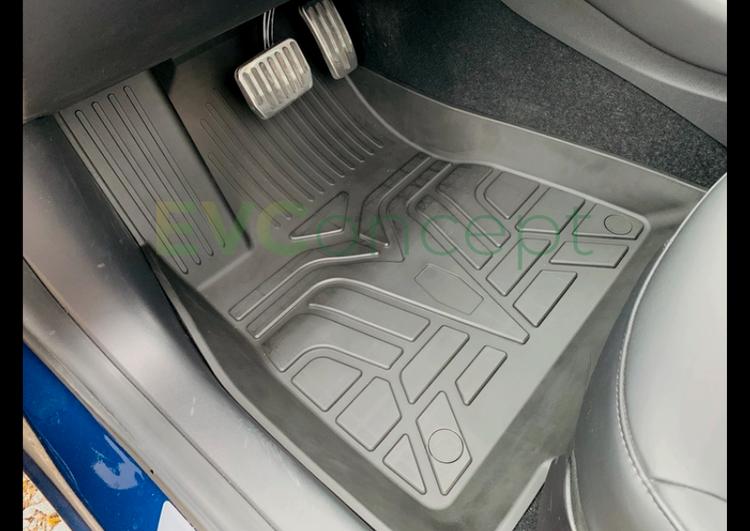 Mattor Model 3, Skålade med bra passform