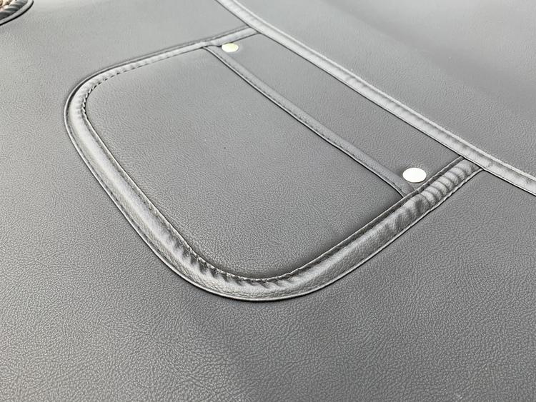 Sparkskydd framstolar Model 3