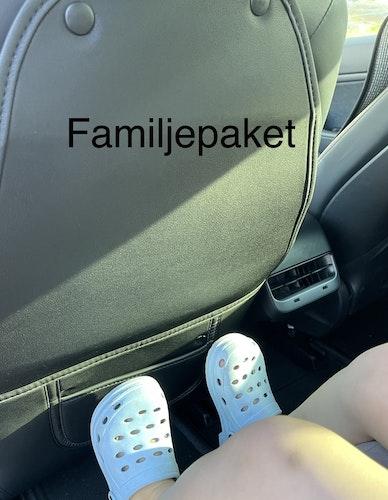 Nimas Familjepaket (För uppdaterad frunk 2020+)