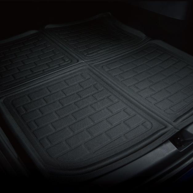 "Mattpaket ""MaXXed Out"" för Model Y (3D MAXpider) 2021+"
