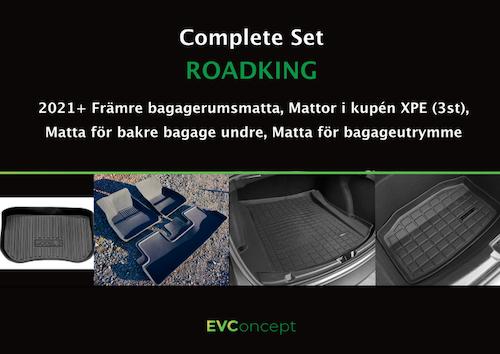 "Mattpaket ""RoadKing"" 2021+"