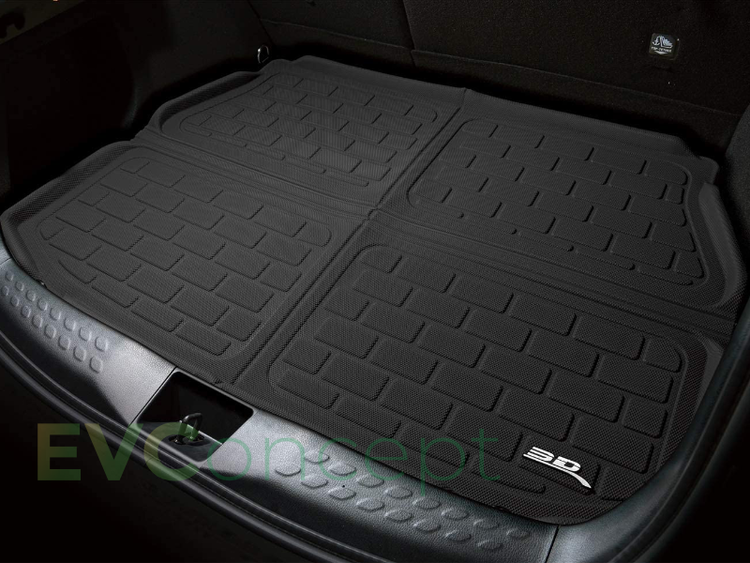 3D MAXpider bagagerumsmatta för Model X 5-sits
