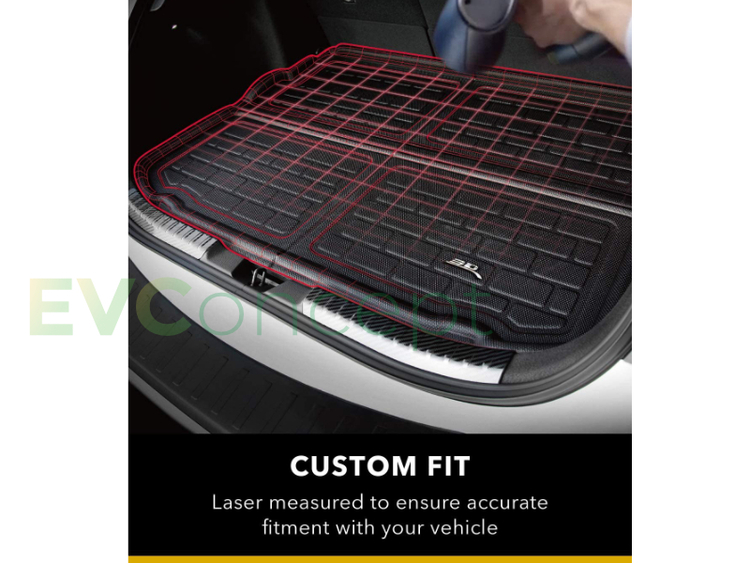 3D MAXpider Bagagerumsmatta Model S