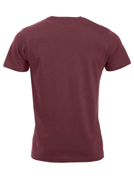 T-shirt Bordeaux Herr