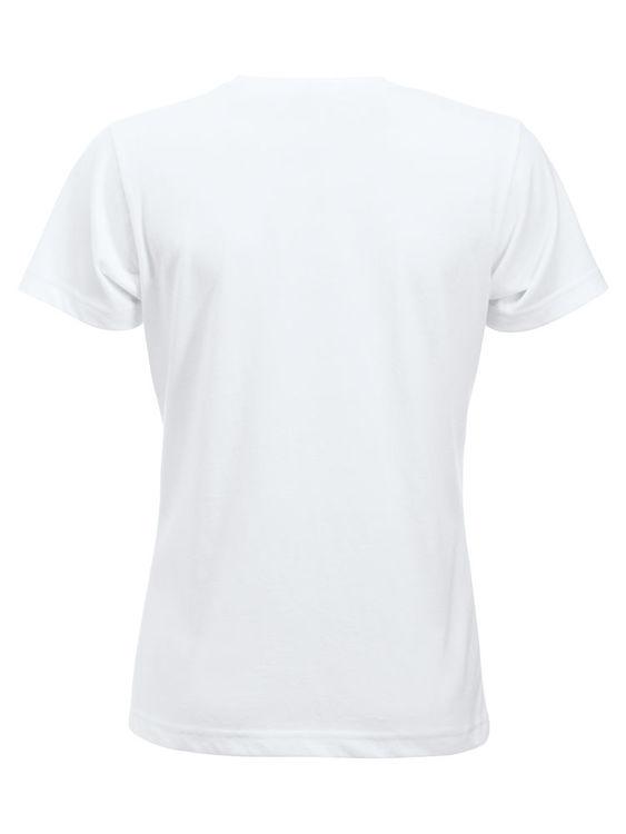 T-shirt Vit Dam