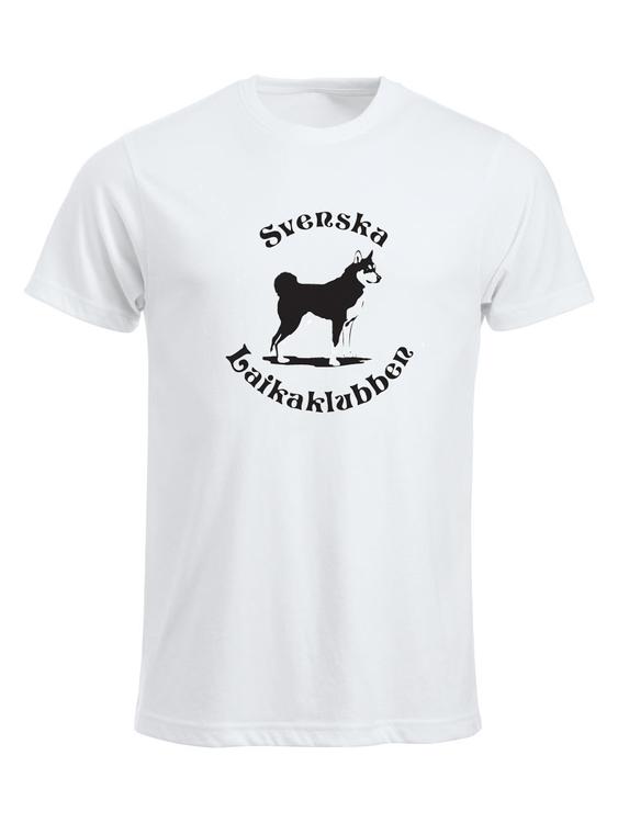 T-shirt Vit Herr