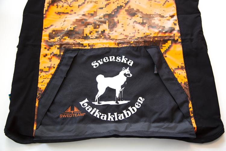 Hundförarväst Swedteam